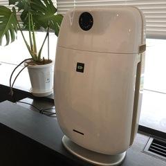 各部屋にはウィルス対策として空気殺菌清浄機が設置されています!
